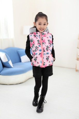 2015-Hot-Girls-Winter-Coat-Brand-Floral-Hooded-Sleeveless-Baby-Girl-Clothes-Fashion-Girl-s-Vest (1)