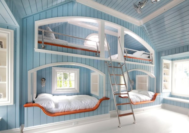 beautiful-blue-white-wood-glass-stainless-modern-design-ikea-children-interior-ladder-wood-bed-white-mattres-cushion-blue-wall-paint-interior-at-bedroom-with-interior-design-pictures-plus-girl-teen-ro.jpg