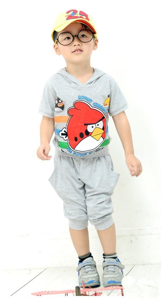 Free-Shipping-Baby-Clothes-Set-Children-clothing-sets-kids-wear-Boy-Clothing-infant-Garment-sport-clothing