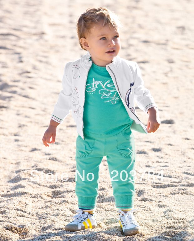 TZ150-Free-Shipping-2013-spring-baby-clothes-set-cute-boy-sport-suit-coat-t-shirt-pants